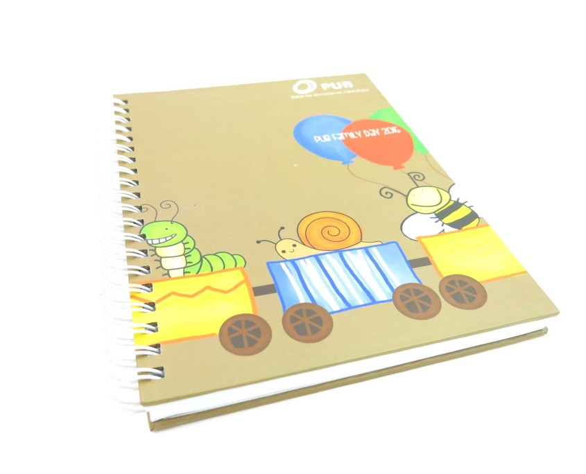 Ring Binded Notebook