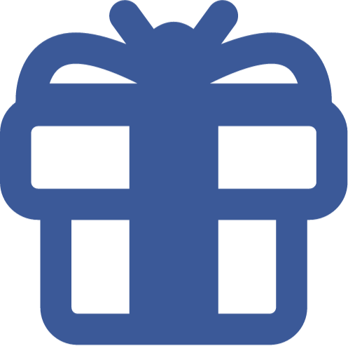 Simplicity Gifts Icon (3B5998)