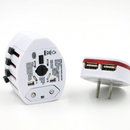 Travel Adapters Catalogue