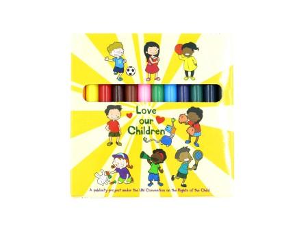 Colour Pencils (4)