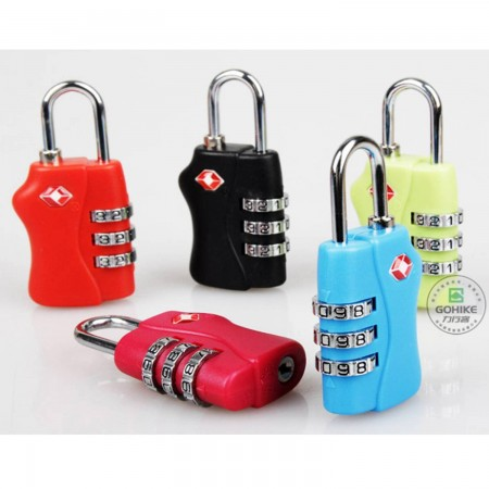 TSA Lock Curved Series