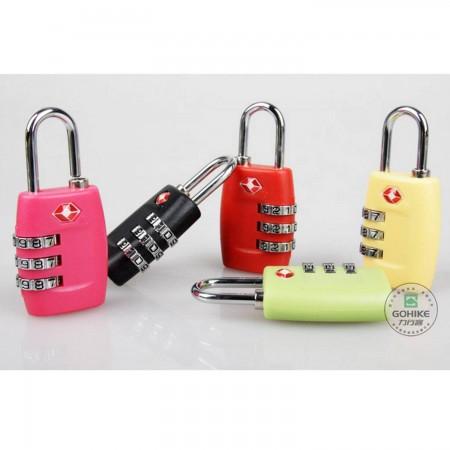 TSA Lock Round Series