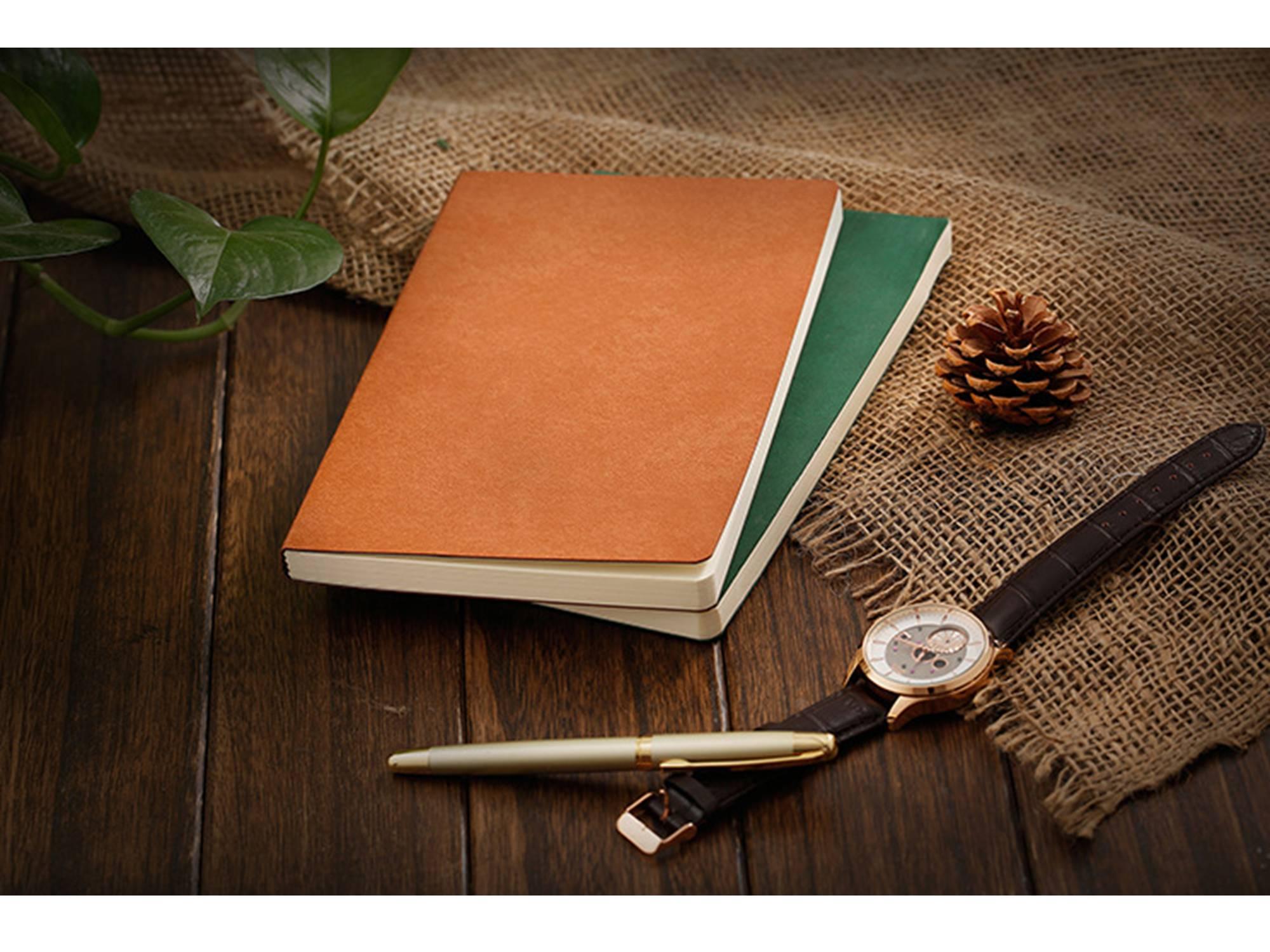 beaumont moleskin notebook