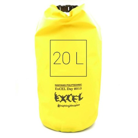 Drybag Yellow 20L