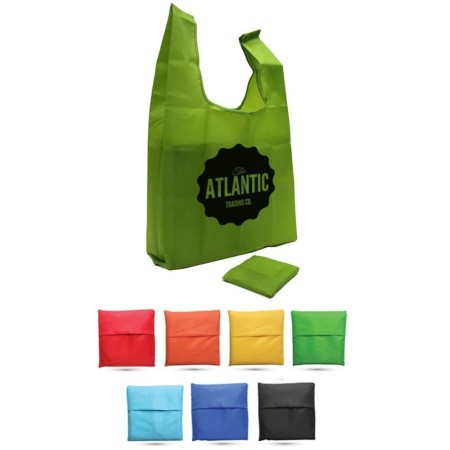 Foldable Nylon Bag - Simplicity Gifts - Corporate Gifts Singapore - simplicitygifts.com.sg