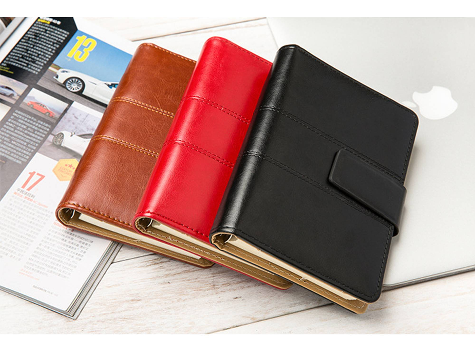 huxley moleskin notebook