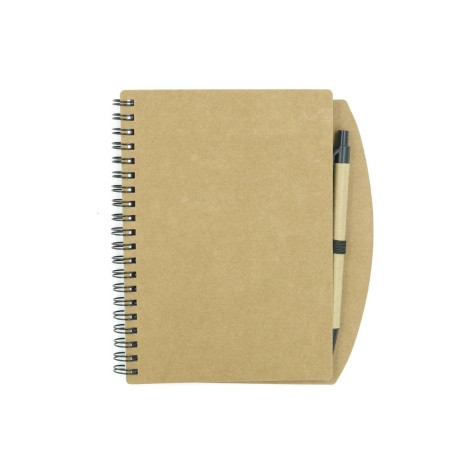 Ring Binded Notebook with Pen (1)