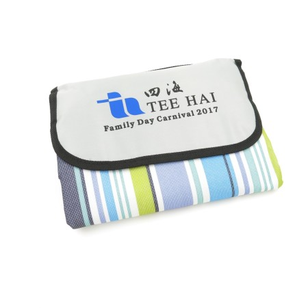 Tee Hai -Customised Picic Mat - Simplicity Gifts - Corporate Gifts Singapore - simplicitygifts.com.sg