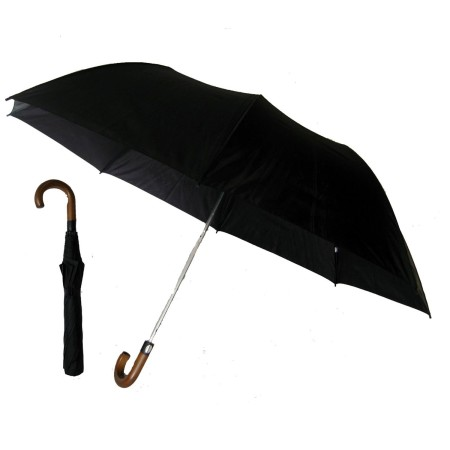 21 Inch J-Hook Foldable Umbrella - Simplicity Gifts - Corporate Gifts Singapore - simplicitygifts.com.sg