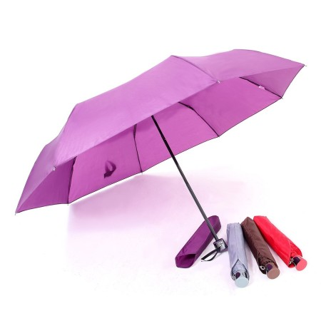 21 inch Classic Foldable Umbrella Simplicity Gifts - Corporate Gifts Singapore - simplicitygifts.com.sg