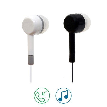 Classic Wired Earphones - Simplicity Gifts - Corporate Gifts Singapore - simplicitygifts.com.sg