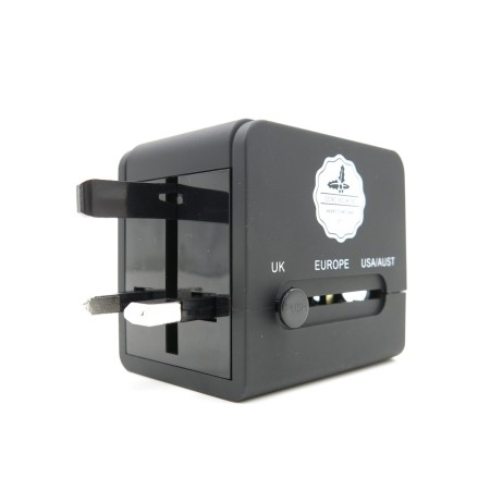OCBC Securities - Customised Cube Travel Adaptor - Simplicity Gifts - Corporate Gifts Singapore - simplicitygifts.com.sg (2)