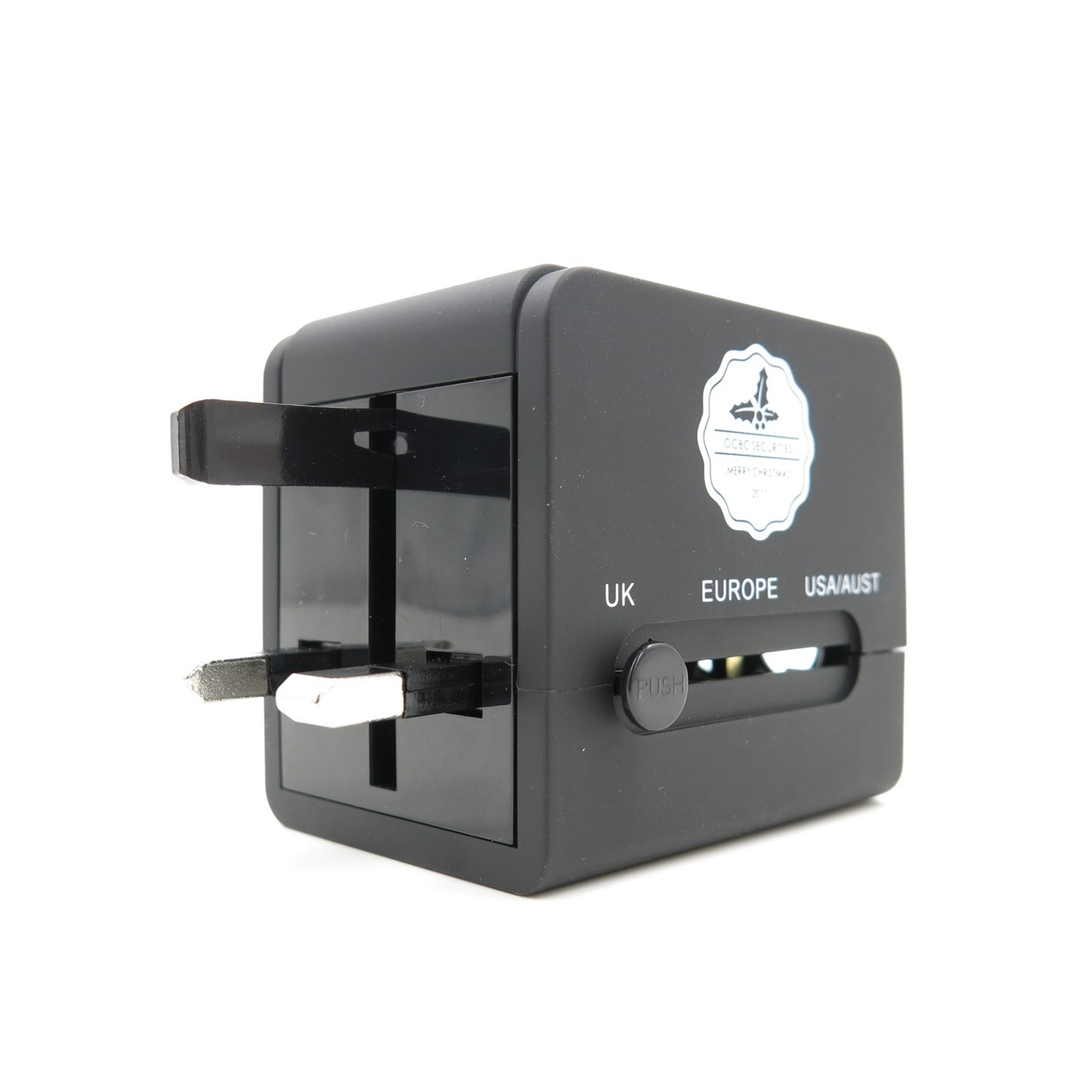 International Travel Adapter Corporate Gifts Singapore