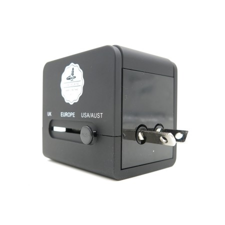 OCBC Securities - Customised Cube Travel Adaptor - Simplicity Gifts - Corporate Gifts Singapore - simplicitygifts.com.sg (3)