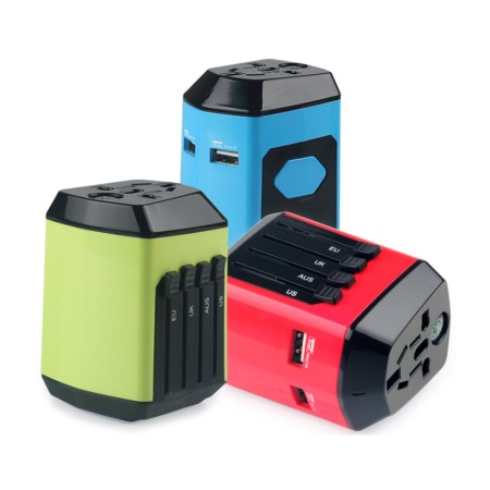 Polygon Travel Adapter - Simplicity Gifts - Corporate Gifts Singapore - simplicitygifts.com.sg