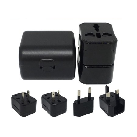 Travel Adapter Set - Simplicity Gifts - Corporate Gifts Singapore - simplicitygifts.com.sg