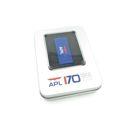 APL - Customised 3D USB thumbdrive - Simplicity Gifts - Corporate Gifts Singapore - simplicitygifts.com.sg