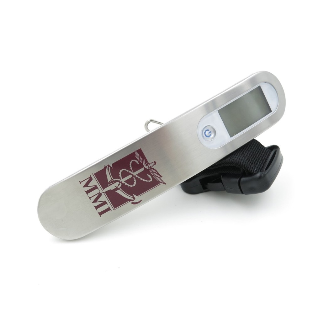 MMI - Travel Weighing Scale - Simplicity Gifts - Corporate Gifts Singapore - simplicitygifts.com.sg