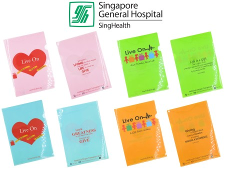 Singapore General Hospital SGH - L shaped folders - Simplicity Gifts - Corporate Gifts Singapore - simplicitygifts.com.sg (3)