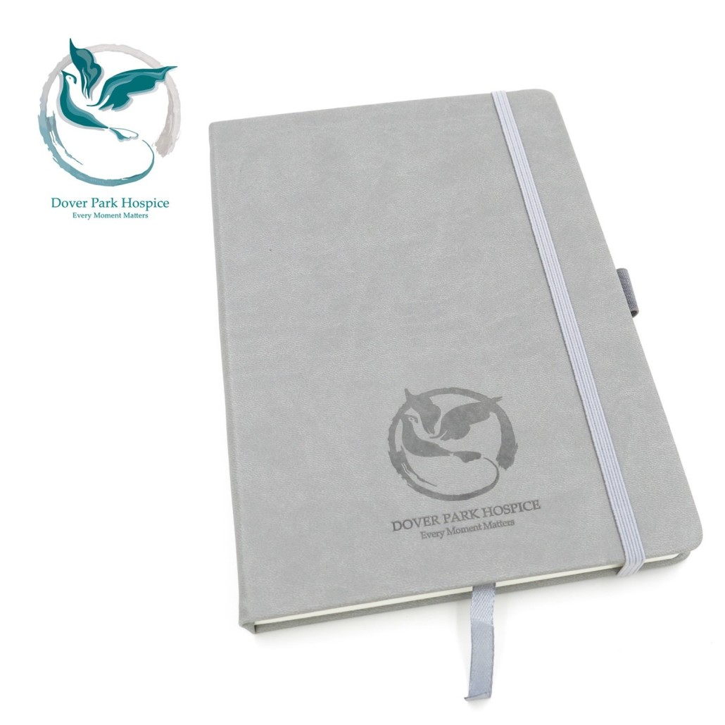 Dover Park Hospice - Beaumont Moleskin Notebook - Simplicity Gifts - Corporate Gifts Singapore - simplicitygifts.com.sg