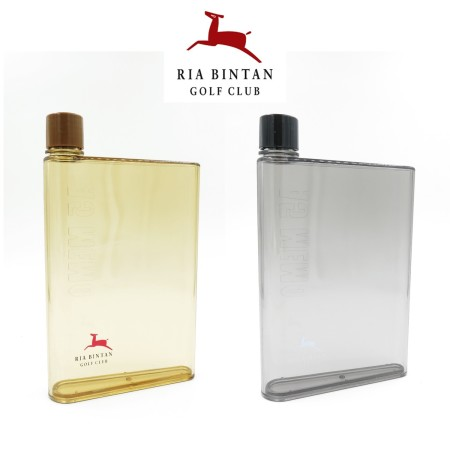 Ria Bintan Golf Club - Slim Designer Memo bottle - Simplicity Gifts - Corporate Gifts Singapore - simplicitygifts.com.sg