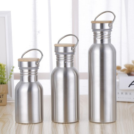 350mL 500mL 600mL Classic Stainless Steel Sports Bottle - Simplicity Gifts - Corporate Gifts Singapore - simplicitygifts.com.sg (2)