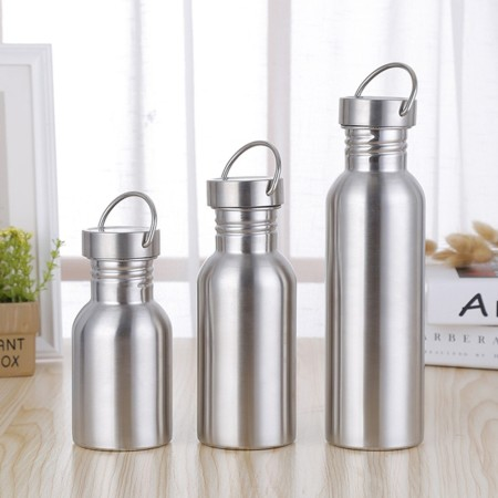 350mL 500mL 600mL Classic Stainless Steel Sports Bottle - Simplicity Gifts - Corporate Gifts Singapore - simplicitygifts.com.sg (3)