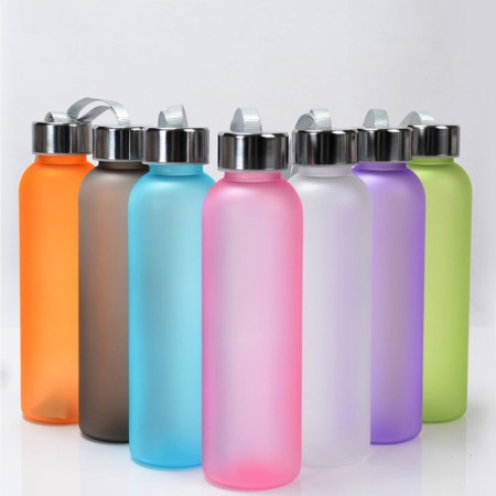 400mL 600mL Spectrum Tritan Water Bottle - Simplicity Gifts - Corporate Gifts Singapore - simplicitygifts.com.sg
