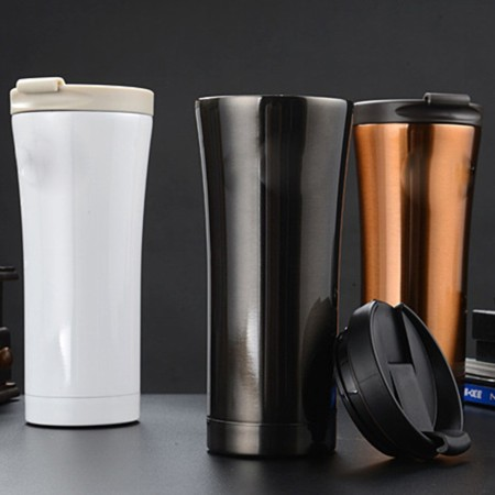 500mL Double Wall Stainless Steel Vacuum Tumbler - Simplicity Gifts - Corporate Gifts Singapore - simplicitygifts.com.sg
