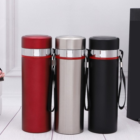 500mL Sleek Thermo Vacuum Flask - Simplicity Gifts - Corporate Gifts Singapore - simplicitygifts.com.sg