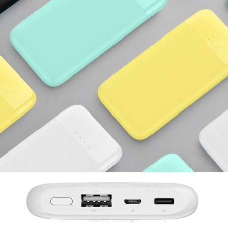 10000mah Polymer Type C Powerbank - Simplicity Gifts - Corporate Gifts Singapore - simplicitygifts.com.sg
