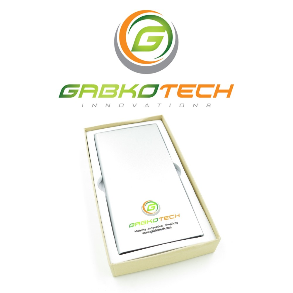 Gabkotech - Customised 10000mah Powerbank - Simplicity Gifts - Corporate Gifts Singapore - simplicitygifts.com.sg (1)