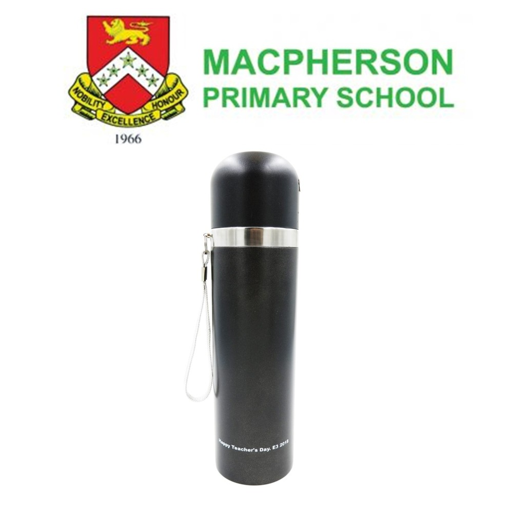Macpherson Pri - Classic Vacuum Flask - Simplicity Gifts - Corporate Gifts Singapore - simplicitygifts.com.sg