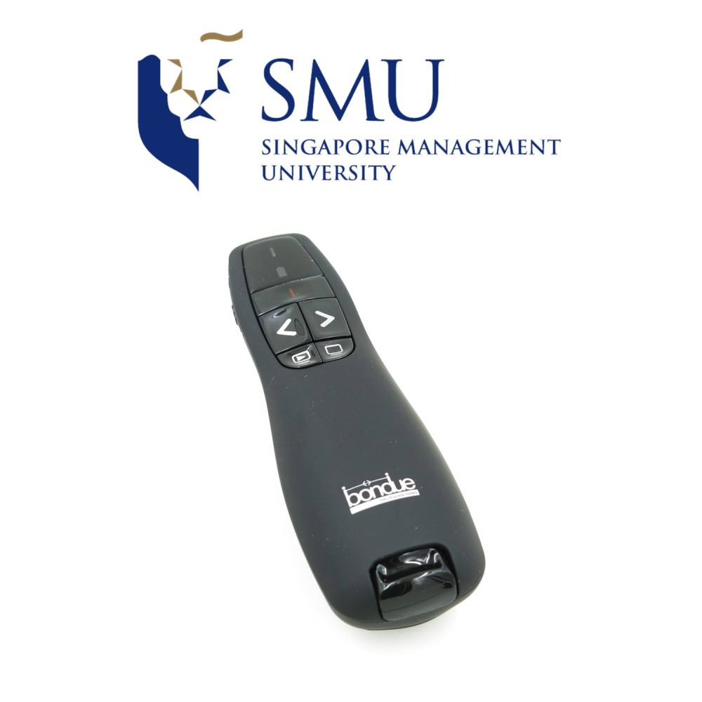 SMU - Premium Wireless Presenter - Simplicity Gifts - Corporate Gifts Singapore - simplicitygifts.com.sg (1)
