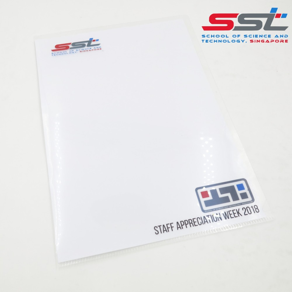 SST - Customised Opaque L Shaped Folder - Simplicity Gifts - Corporate Gifts Singapore - simplicitygifts.com.sg(1)