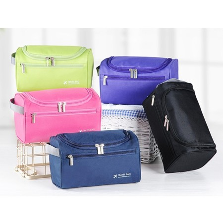 Large Volume Toiletries Organiser - Simplicity Gifts - Corporate Gifts Singapore - simplicitygifts.com.sg