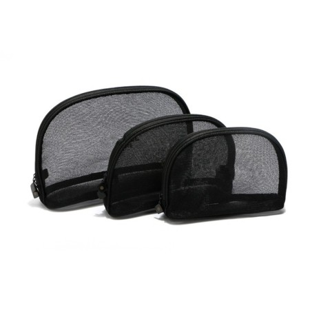 Mesh Toiletries Cosmetic Organiser - Simplicity Gifts - Corporate Gifts Singapore - simplicitygifts.com.sg