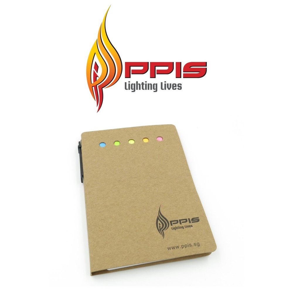 PPIS - Customised Notebook - Simplicity Gifts - Corporate Gifts Singapore - simplicitygifts.com.sg (1)