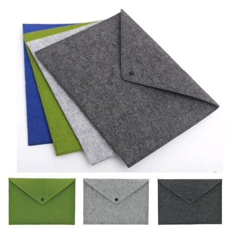 Tri Felt Laptop Case - Simplicity Gifts - Corporate Gifts Singapore - simplicitygifts.com.sg