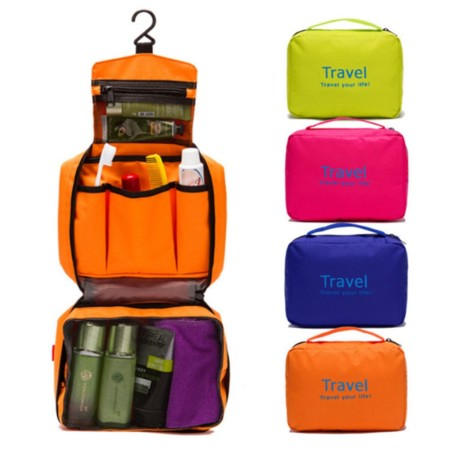 Tri Fold Toiletries Pouch - Simplicity Gifts - Corporate Gifts Singapore - simplicitygifts.com.sg