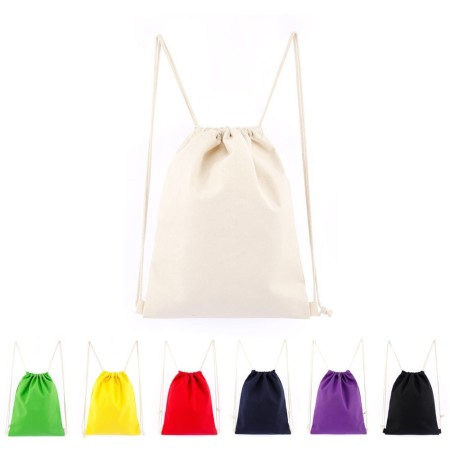 Canvas Drawstring Bag - Simplicity Gifts - Corporate Gifts Singapore - simplicitygifts.com.sg